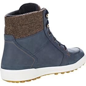 Lowa Molveno GTX Boots mi-hautes Homme, navy/brown